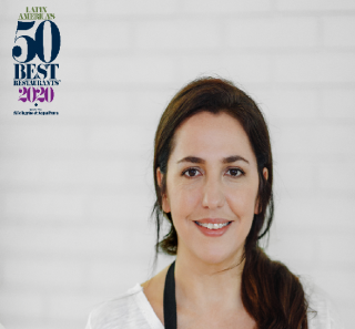 NARDA LEPES NOMBRADA LATIN AMERICAS BEST FEMALE CHEF 2020
